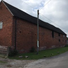 SOLD – The Barns, Marston Brook Farm, Marston Montgomery, Rocester, Staffordshire, ST14 5BT