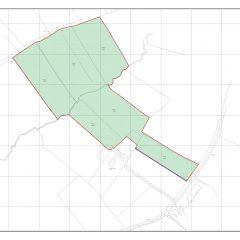 LAND FOR SALE – 28.53 ACRES / 11.53 HECTARES OF AGRICULTURAL LAND AT BOYLESTONE ROAD, BOYLESTONE, ASHBOURNE, DERBYSHIRE